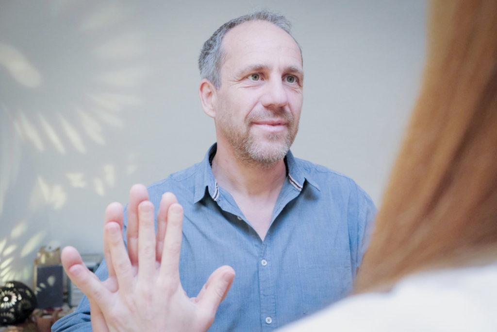 Thomas Manhartsberger Körpertherapie Praxis